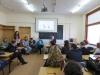 """публична лекция и дискусия на тема """"Съвременните предизвикателства пред ЕС"""""""