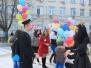 """Социална кампания за Силистра - """"Една по-цветна Силистра """" - 17.03."""